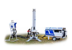 Буровой переносной станок, мобильная буровая установка СБГ-ПМ3 СТЕРХ