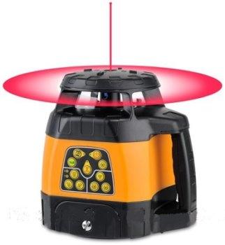 Характеристики ротационных лазерных нивелиров