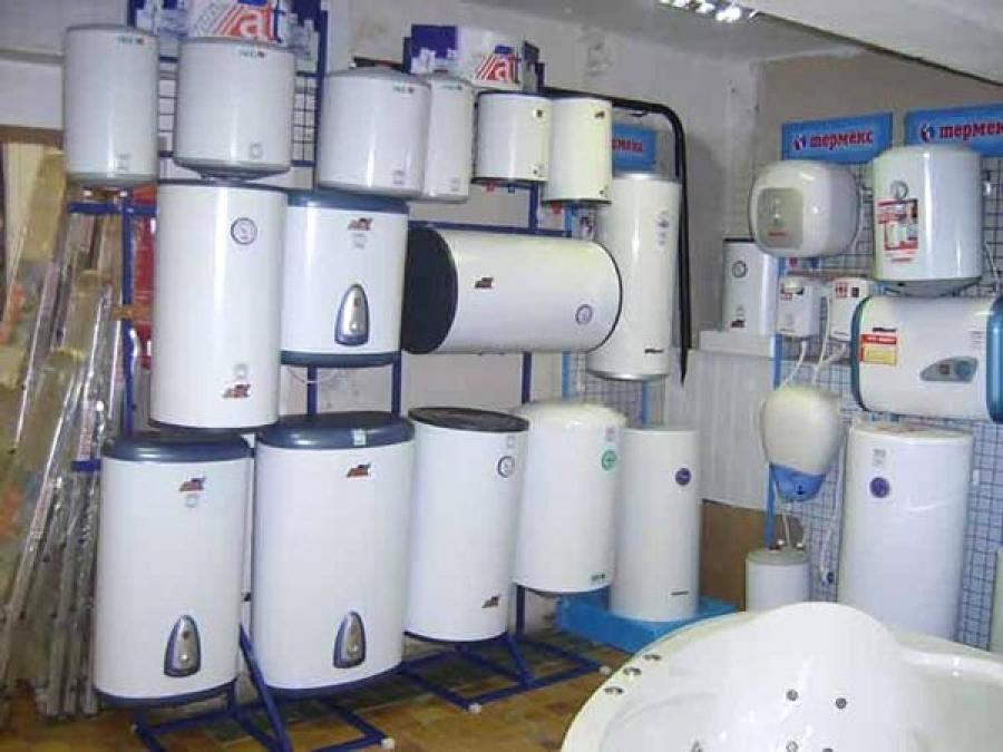 Модели-водонагревателей