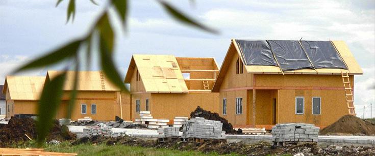 Sip – панели для строительства дома